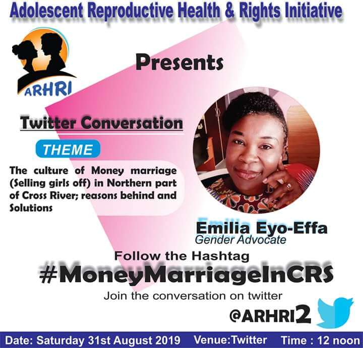 A Campaign Against Child Marriage in Cross River (2019)