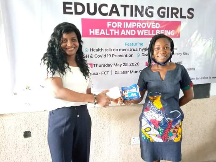 World Menstrual Hygiene Day (2020)
